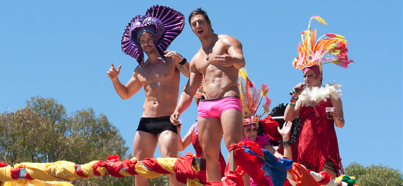 from Jagger gay pride south africa