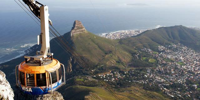 Cape Town Cable Car Tour